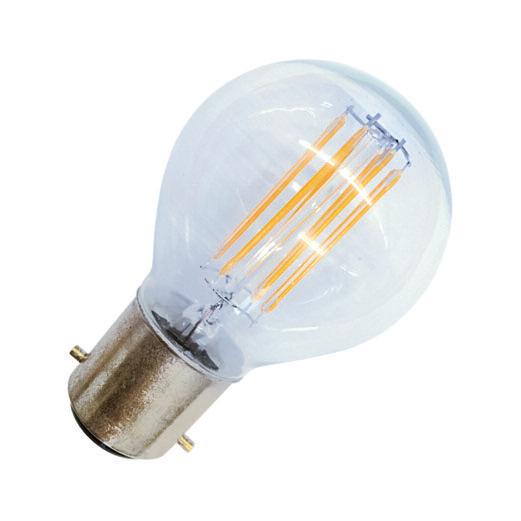 Light bulb Filament LED B22D 50-90v dc